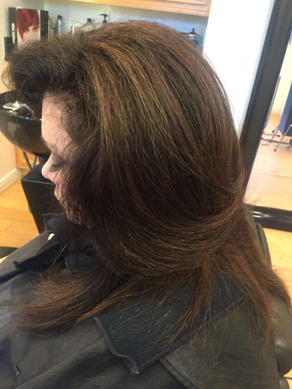 Highlights Color Cut and Style