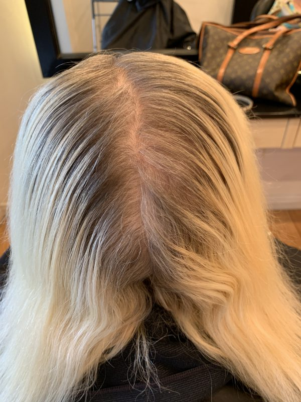 High Lift Hair Color and Style