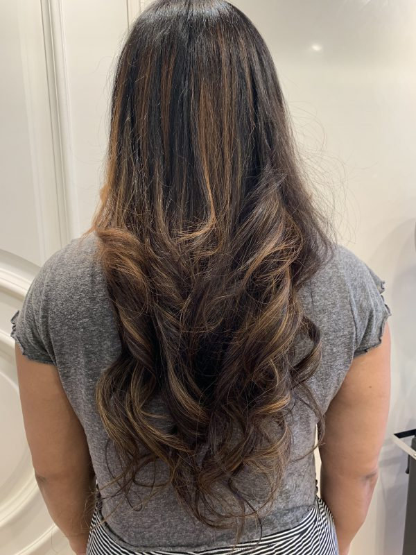Hair Extensions and Style