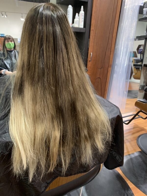Haircut, Color and Style