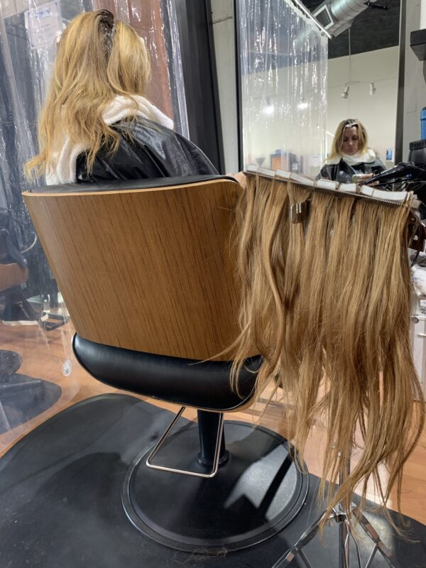 Hair Extensions, Color and Style