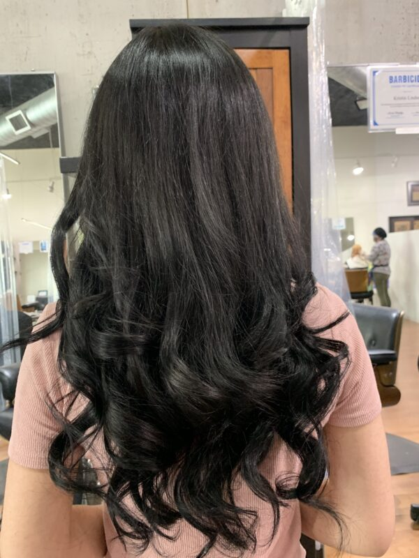 Color, Haircut and Hair Extensions